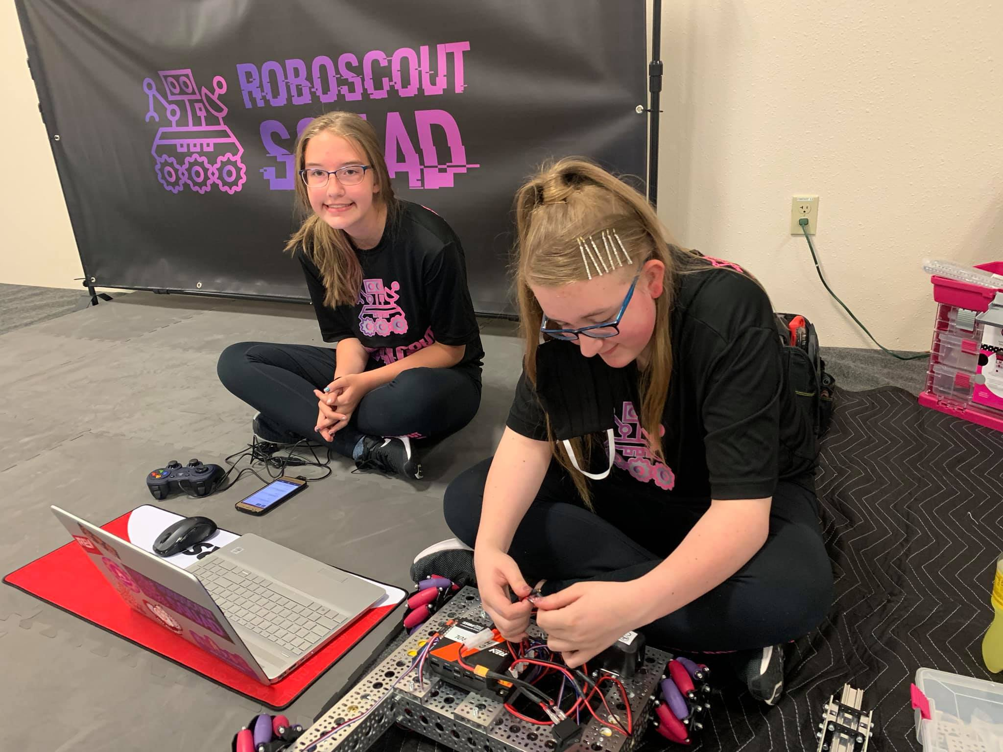 First Tech Challenge Roboscout Squad